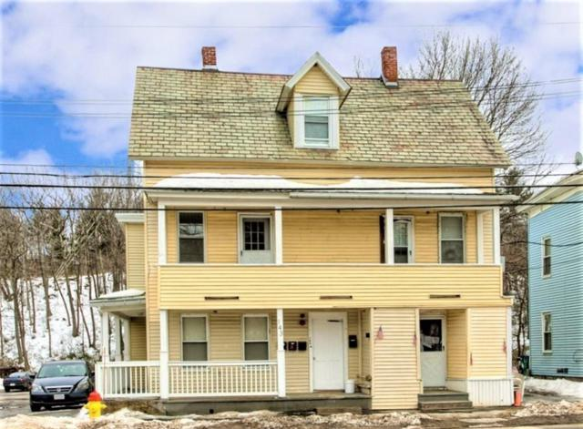 143 Westminster St, Fitchburg, MA 01420 (MLS #72466015) :: The Home Negotiators