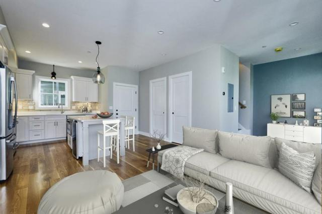 145 Stoughton Street #4, Boston, MA 02125 (MLS #72466131) :: Westcott Properties