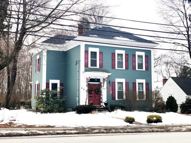665 Andover, Lowell, MA 01852 (MLS #72466338) :: Vanguard Realty