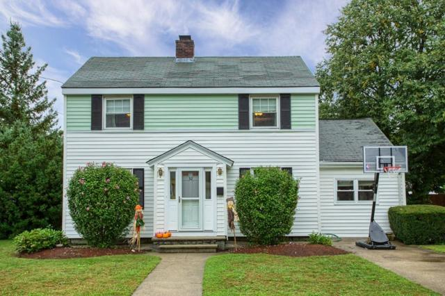 32 Lenox Circle, Lawrence, MA 01843 (MLS #72466366) :: Vanguard Realty