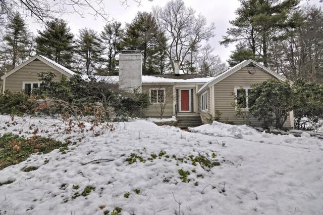 105 Moose Hill Parkway, Sharon, MA 02067 (MLS #72466380) :: Primary National Residential Brokerage