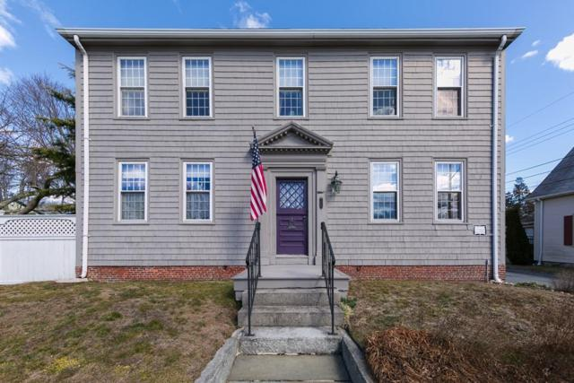 209 Main St, Fairhaven, MA 02719 (MLS #72466810) :: Trust Realty One