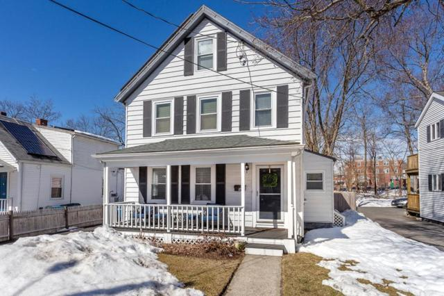 17 Howard St, Canton, MA 02021 (MLS #72467100) :: Primary National Residential Brokerage