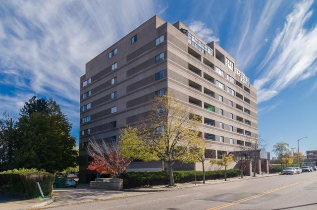 1 Adams St #607, Quincy, MA 02169 (MLS #72467109) :: Driggin Realty Group