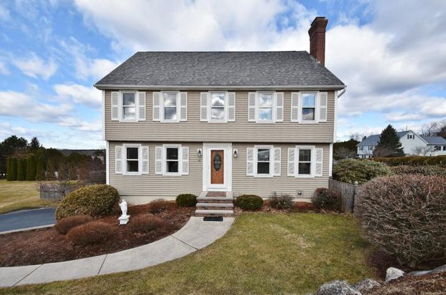 54 Hill St, Methuen, MA 01844 (MLS #72467117) :: Lauren Holleran & Team