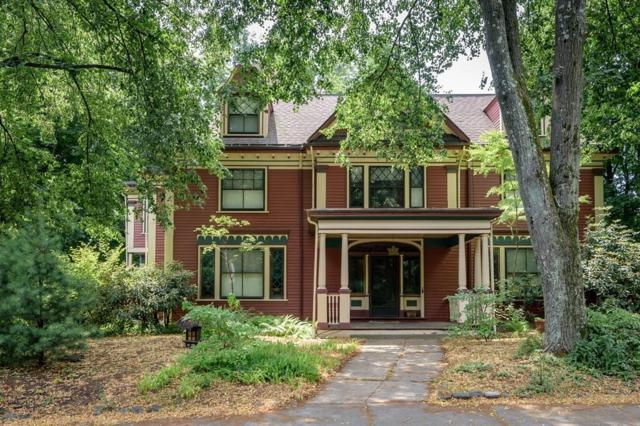 178 Tappan St, Brookline, MA 02445 (MLS #72467346) :: Lauren Holleran & Team