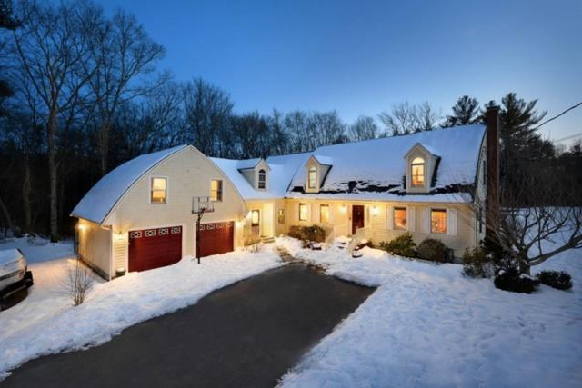 140 Howland Rd, Lakeville, MA 02347 (MLS #72467366) :: The Muncey Group