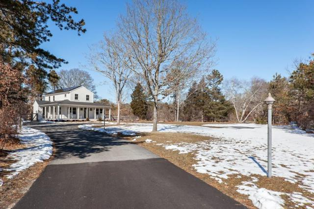 121 Percival, Falmouth, MA 02536 (MLS #72467371) :: The Muncey Group