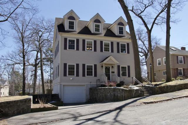 36 High Rock Terrace, Newton, MA 02467 (MLS #72467630) :: Primary National Residential Brokerage