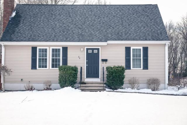 29 Williams Ave, Taunton, MA 02780 (MLS #72467639) :: Driggin Realty Group