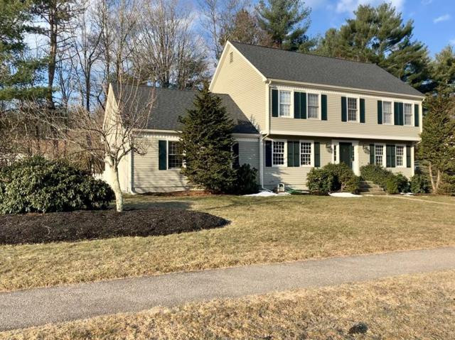 20 Bridle Path, Franklin, MA 02038 (MLS #72467742) :: Primary National Residential Brokerage