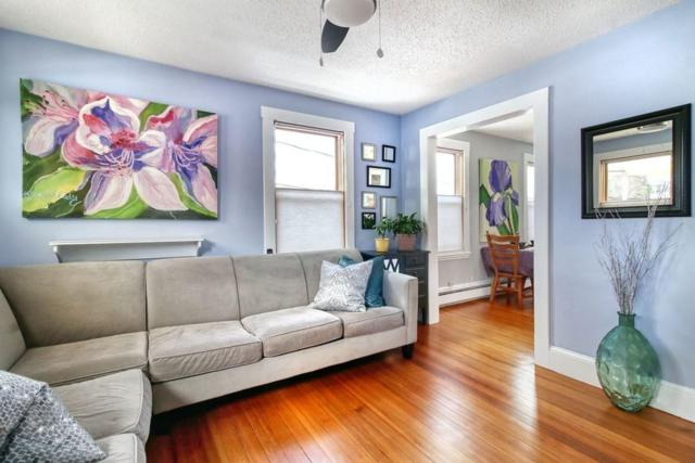 15 Hillock St #2, Boston, MA 02131 (MLS #72467759) :: Anytime Realty