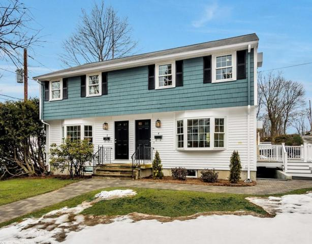 2 Perth Road #1, Arlington, MA 02476 (MLS #72467807) :: Driggin Realty Group