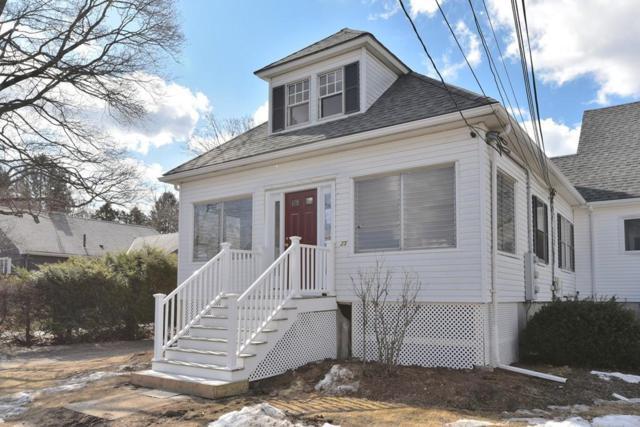 25 Bates Rd #25, Framingham, MA 01702 (MLS #72467874) :: Exit Realty
