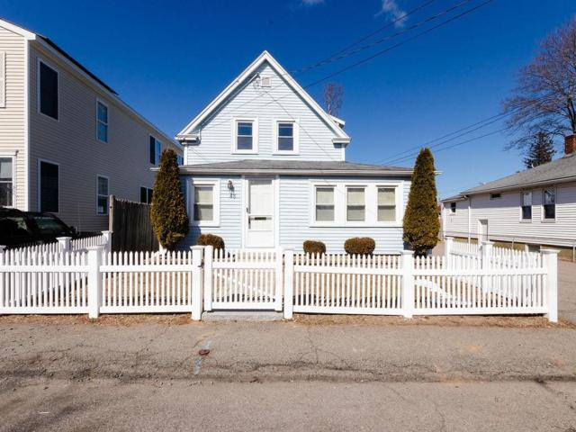 48 Charles St, Quincy, MA 02169 (MLS #72467978) :: Westcott Properties