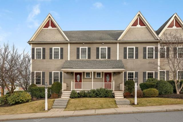 2-A Home Ave 2A, Natick, MA 01760 (MLS #72468150) :: Apple Country Team of Keller Williams Realty
