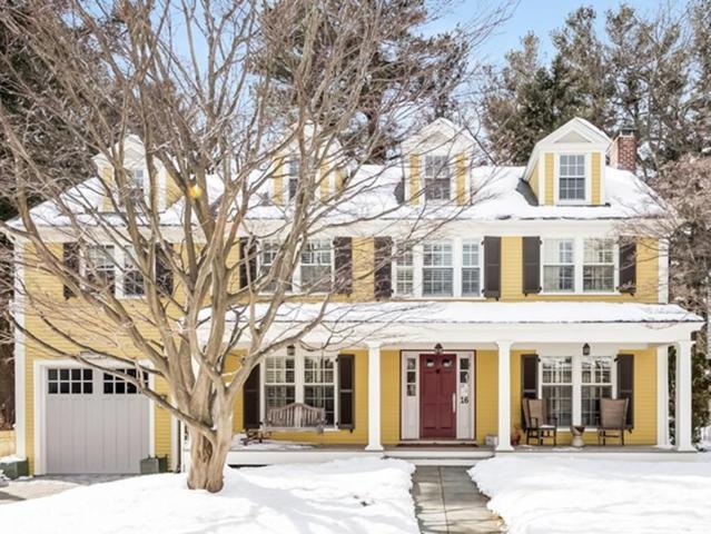16 Kingswood Rd, Newton, MA 02466 (MLS #72468278) :: Westcott Properties
