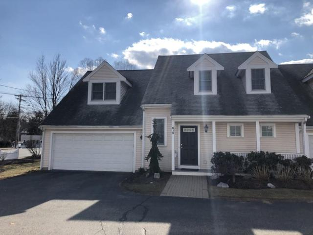 613 Highland Ave #613, Needham, MA 02494 (MLS #72468301) :: Mission Realty Advisors