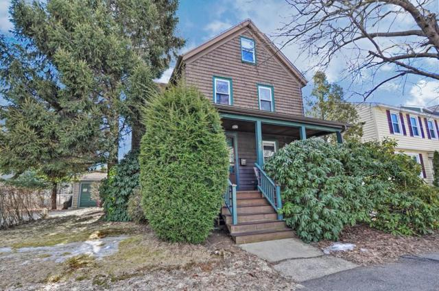 225 Arlington St, Medford, MA 02155 (MLS #72468328) :: Team Patti Brainard