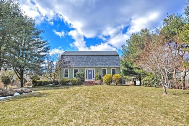10 King Arthur Way, Mansfield, MA 02048 (MLS #72468335) :: Primary National Residential Brokerage