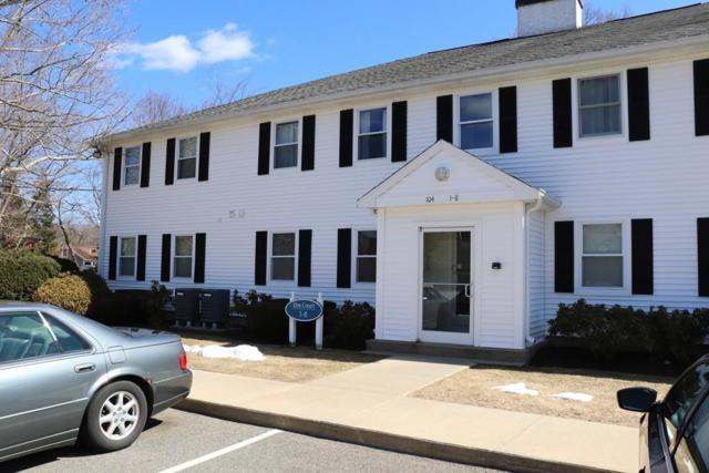 104 Norton Ave #1, Easton, MA 02375 (MLS #72468410) :: Anytime Realty