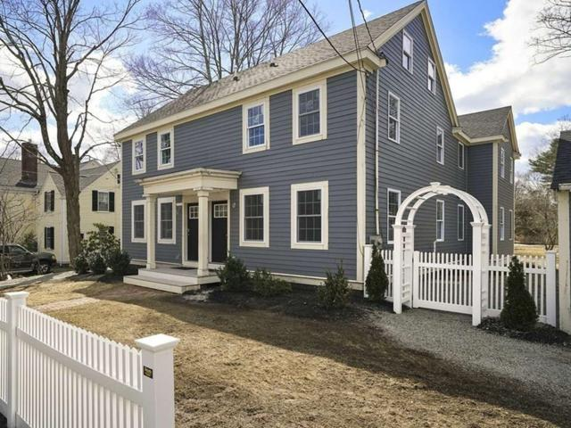 216 Village Avenue, Dedham, MA 02026 (MLS #72468421) :: Trust Realty One