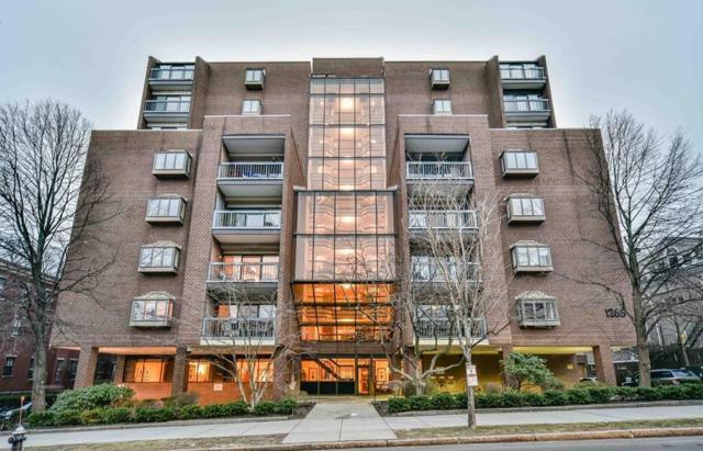 1265 Beacon St #505, Brookline, MA 02446 (MLS #72468433) :: Vanguard Realty