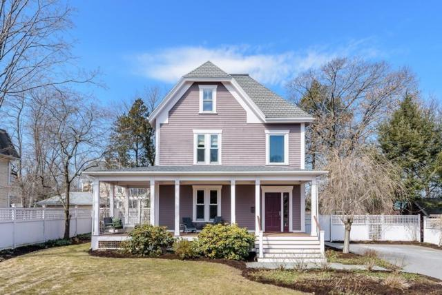 37 Evergreen Ave, Newton, MA 02466 (MLS #72468459) :: Trust Realty One