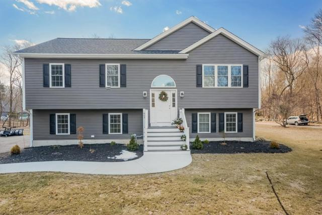 863 Center St., Dighton, MA 02764 (MLS #72468478) :: Mission Realty Advisors