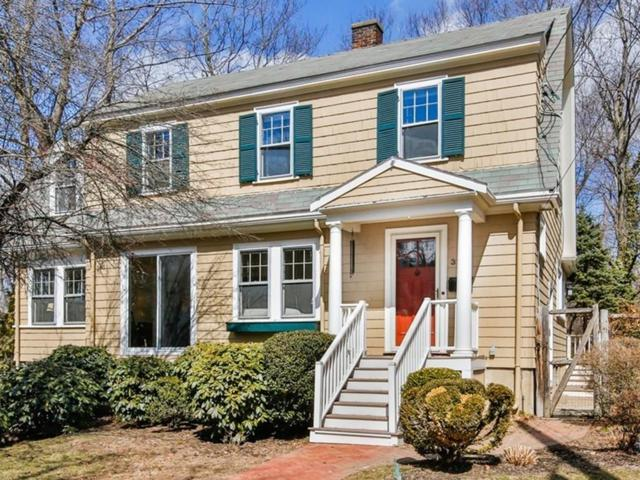 31 Sargent Park, Newton, MA 02458 (MLS #72468539) :: Trust Realty One