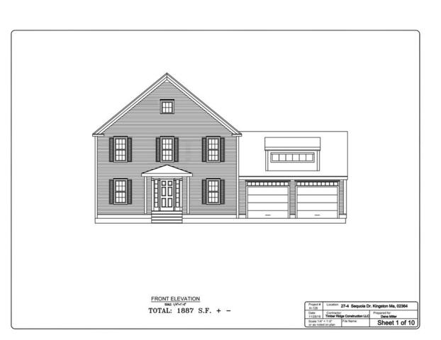Lot 17-8 Sequoia Drive, Kingston, MA 02364 (MLS #72468556) :: The Russell Realty Group