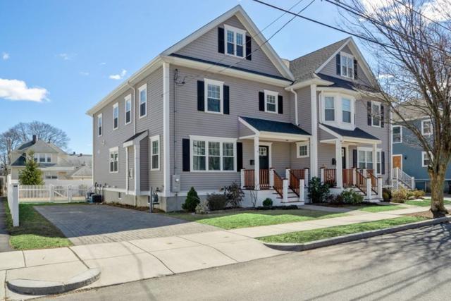 9 Purvis St #9, Watertown, MA 02472 (MLS #72468557) :: Vanguard Realty