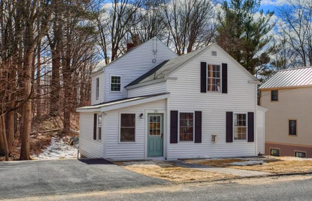 35 Pleasant Street, Groton, MA 01450 (MLS #72468573) :: Parrott Realty Group