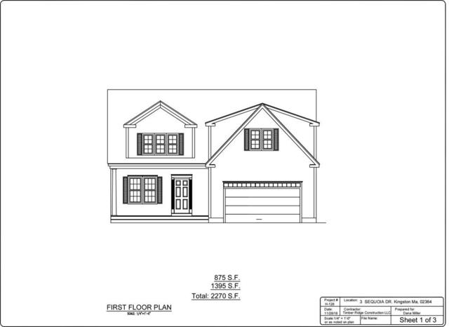 Lot 29-3 Sequoia Drive, Kingston, MA 02364 (MLS #72468591) :: The Russell Realty Group