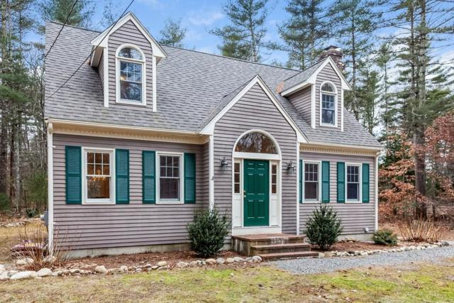 207 Mill Street, Mansfield, MA 02048 (MLS #72468594) :: Primary National Residential Brokerage