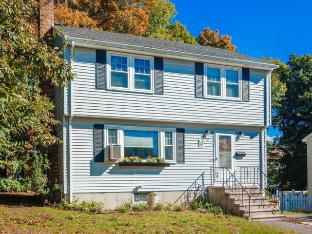 124 Westgate Road, Waltham, MA 02453 (MLS #72468665) :: Driggin Realty Group