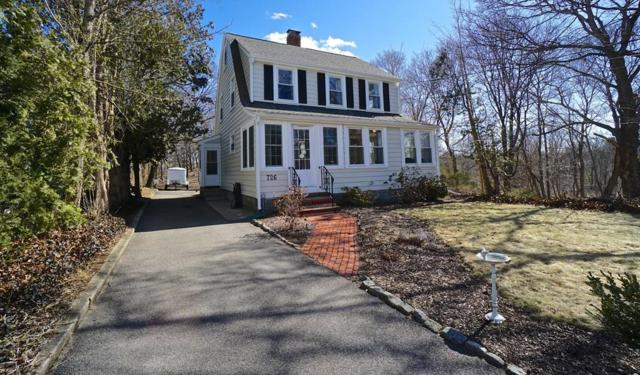 726 Washington Street, Dedham, MA 02026 (MLS #72468690) :: Trust Realty One