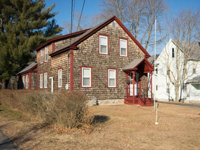 643 Somerset Ave, Taunton, MA 02780 (MLS #72468810) :: Trust Realty One