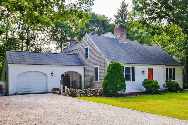 609 Lumbert Mill, Barnstable, MA 02632 (MLS #72468901) :: Westcott Properties