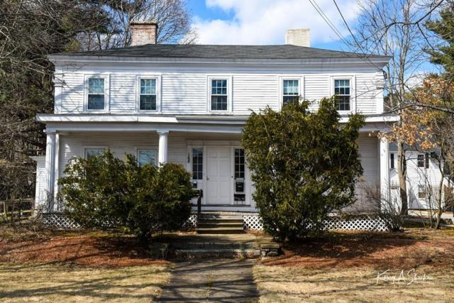 168 Middlesex Ave, Wilmington, MA 01887 (MLS #72468957) :: Exit Realty
