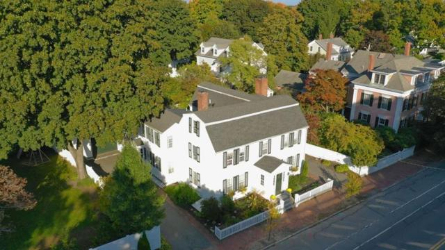 58 High St #1, Newburyport, MA 01950 (MLS #72468963) :: Mission Realty Advisors