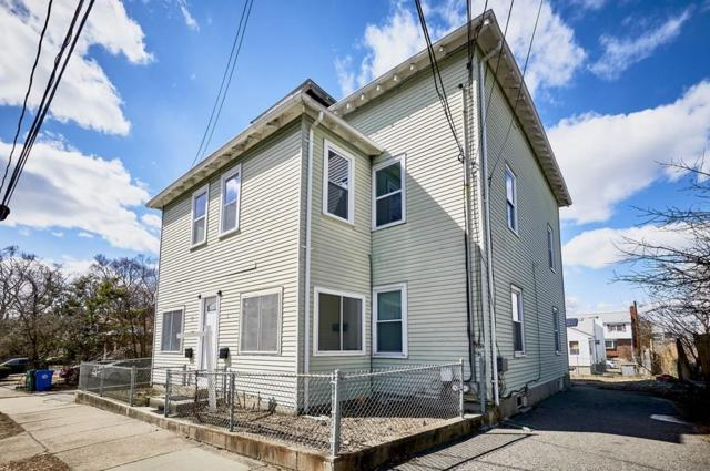 9 Ashmont Ave #9, Newton, MA 02458 (MLS #72469206) :: Vanguard Realty