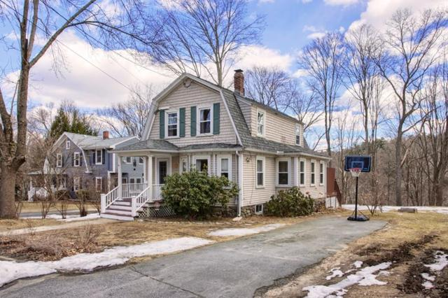 16 Marland St, Andover, MA 01810 (MLS #72469221) :: Westcott Properties