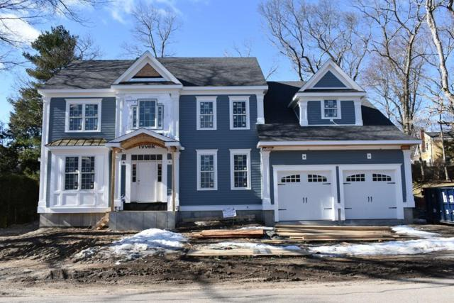 66 Tudor Rd, Needham, MA 02492 (MLS #72469351) :: The Gillach Group