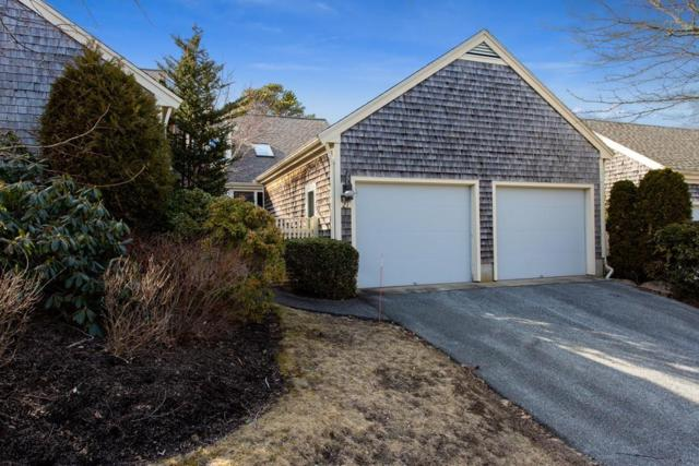 21 West Woods K, Yarmouth, MA 02675 (MLS #72469361) :: Vanguard Realty