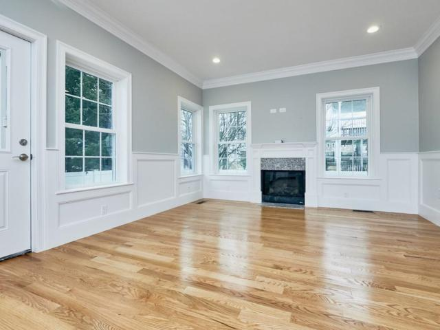 129 Waban Street #0, Newton, MA 02458 (MLS #72469397) :: Vanguard Realty
