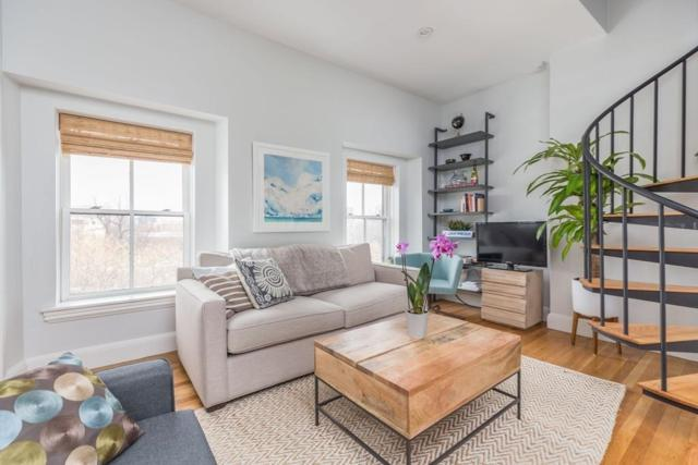 42 West Newton 4-22, Boston, MA 02118 (MLS #72469613) :: Mission Realty Advisors