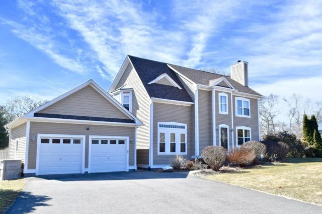 15 Striper Cir, Dartmouth, MA 02747 (MLS #72469621) :: Mission Realty Advisors
