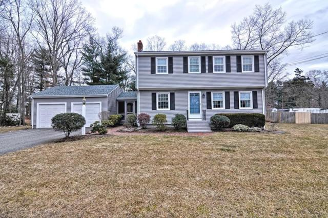 27 Alden Street, Foxboro, MA 02035 (MLS #72469642) :: Primary National Residential Brokerage