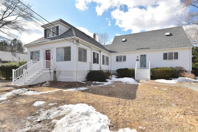 25 Bates Rd #25, Framingham, MA 01702 (MLS #72469663) :: Exit Realty